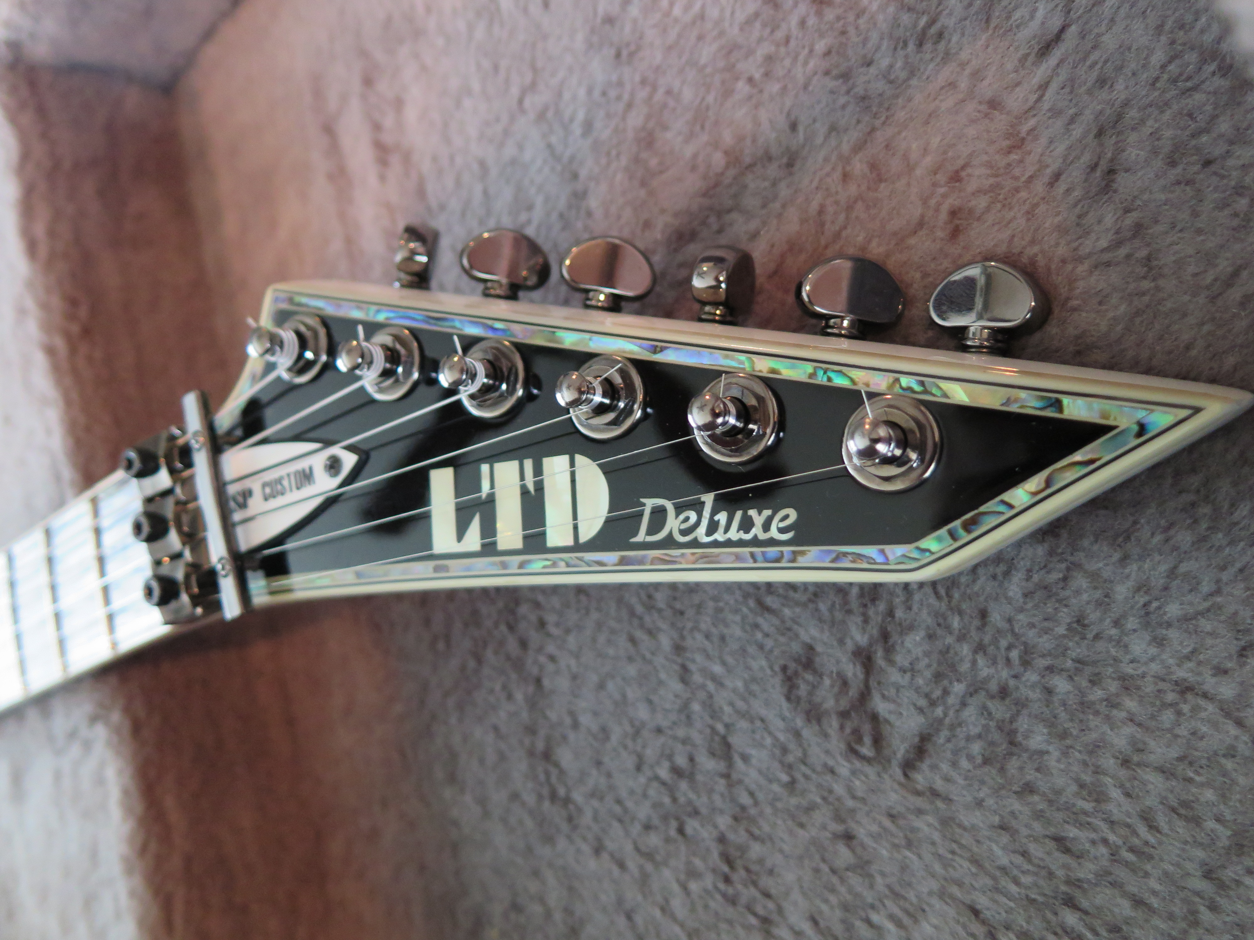 ESP Custom LTD Deluxe