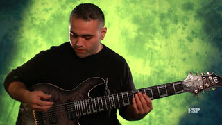 LTD JR-608 with Javier Reyes (Animals As Leaders)