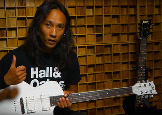 Ted Aguilar (Death Angel) Previews the TED-600
