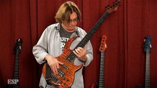 ESP Artist Spotlight: Bunny Brunel