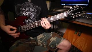 ESP Viper SLUDGE/GROOVE METAL
