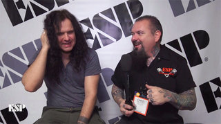 Mille Petrozza Interview (NAMM 2016)
