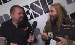 Max Cavalera Interview (NAMM 2016)
