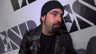 Rob Caggiano (Volbeat) Interview: NAMM 2016
