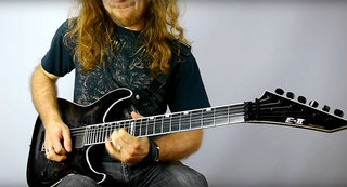ESP E-II Horizon FR-II Demo by Jamie Hunt