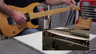 Adjusting Intonation on a Floyd Rose-Equipped Guitar