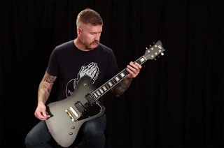 Bill Kelliher on the LTD Sparrowhawk