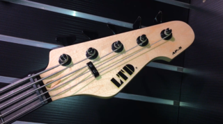 Live at NAMM 17: LTD Bass Spotlight