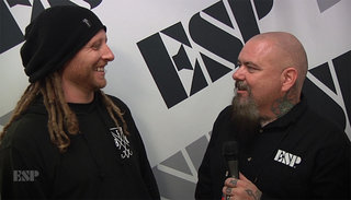 Live at NAMM 17: Mike Spreitzer (DevilDriver)