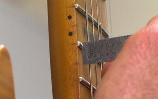 Tech Corner: Adjusting String Height on a Floyd Rose