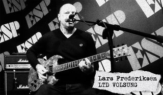 Lars Frederiksen (Rancid) LTD Volsung: Available Now