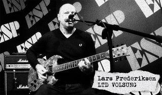 Lars Frederiksen (Rancid) LTD Volsung: Available Now