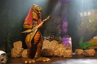 Riffi Raffi (Hevisaurus) Rocks ESP