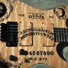 Limited-Edition ESP & LTD Kirk Hammett KH Ouija Natural