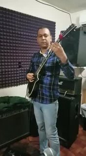 Working on my new song