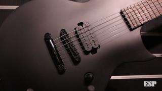 LTD Black Metal Series Spotlight - ESP at NAMM 2018