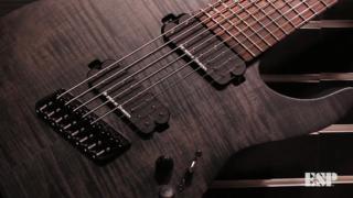 LTD Multi-Scale Guitars - ESP at NAMM 2018