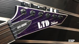 LTD 1000 Series Spotlight - ESP at NAMM 2018