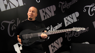 Orion (Behemoth) - ESP at NAMM 2018