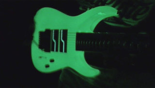 Stef's ESP Customs: Glow-In-the-Dark Baritone 8-String