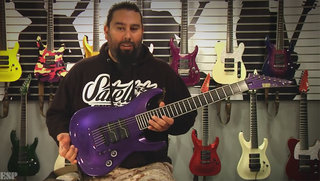 Stef's ESP Customs: Purple Rain