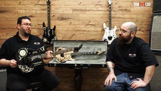 Harry's Kirk Hammett Ouija Collection