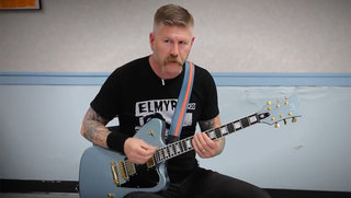 "Bill Kelliher ""Sultan's Curse"" from Premier Guitar"