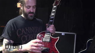Thomas Youngblood (Kamelot) on Gear Masters