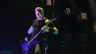 James Hetfield (Metallica) Discusses His Guitars