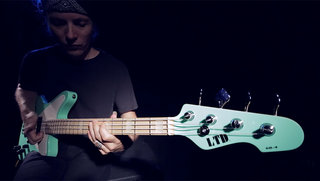 E-II/LTD GB Bass Series Demo by Menno Verbaten