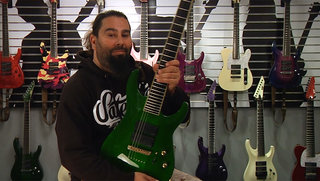 Stef's ESP Customs: The Bishop