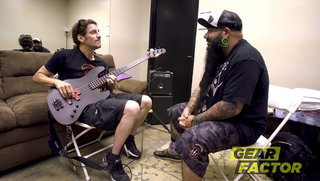 Frank Bello (Anthrax) Talks to Loudwire