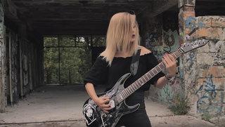 "Ada Kaczanowska: ""Lightning Strike"" (Cover)"