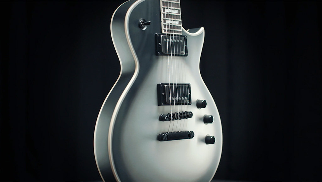 New for 2019: LTD Deluxe EC Series - The ESP Guitar Company