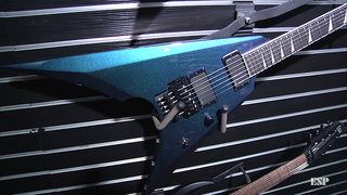2019 NAMM Show: LTD Deluxe Arrow-1000 and MH-1000HS