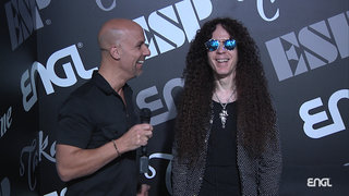 2019 NAMM Show: Marty Friedman ENGL Amps Interview