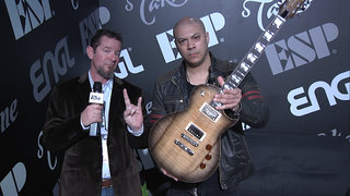 2019 NAMM Show: Doc Coyle (Bad Wolves) Interview