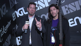 2019 NAMM Show: Frank Bello  (Anthrax) Interview