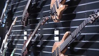 2019 NAMM Show: LTD Basses Spotlight