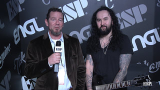 2019 NAMM Show: Frédéric Leclercq (DragonForce/Sinsaenum) Interview