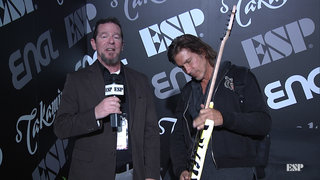 2019 NAMM Show: George Lynch Interview