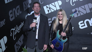 2019 NAMM Show: Stephanie Bradley Interview