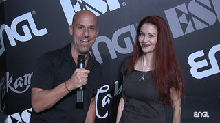 2019 NAMM Show: Gretchen Menn Interview