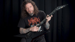 ESP Custom Shop Guitars of Sammy Duet (Goatwhore)
