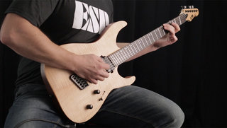 LTD Deluxe M-1000 Multi-Scale Demo by Pat Heath