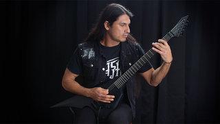 LTD Arrow Black Metal Demo by Eli Santana
