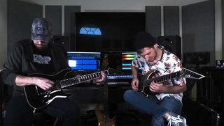 """A Dark Halo: """"Starfall"""" Guitar Solo"""