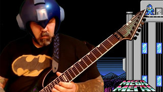 "Dave Sevenstrings: ""Mega Man X Storm Eagle"" (Cover)"