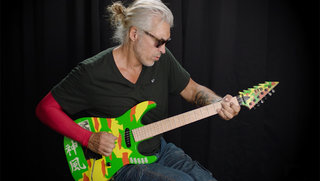 George Lynch on the LTD GL-KAMI4