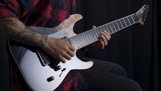 LTD Deluxe M-1007HT Demo by Vahan Aslanyan
